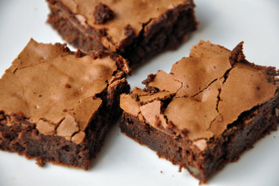 The Best Dark Chocolate Brownie Recipe