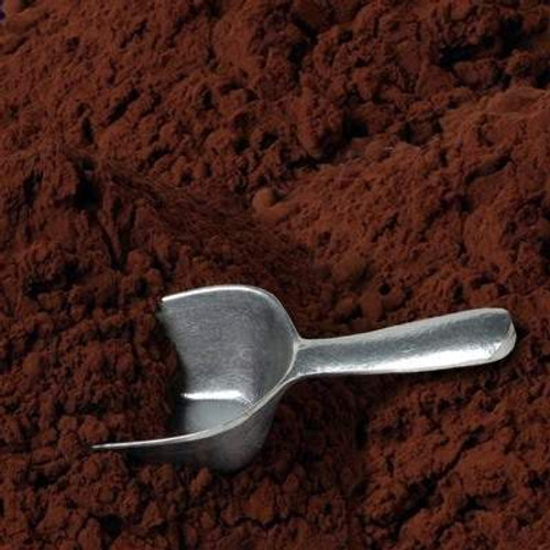 Rainforest Red Vegan Cocoa Powder. Ethical Trade and Vegan Cocoa Powder.  PREMIUM COCOA COMES FROM PREMIUM COCOA BEANS, KOSHER COCOA and NO ADDED FILLER.