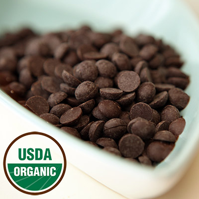 Organic Couverture Chocolate