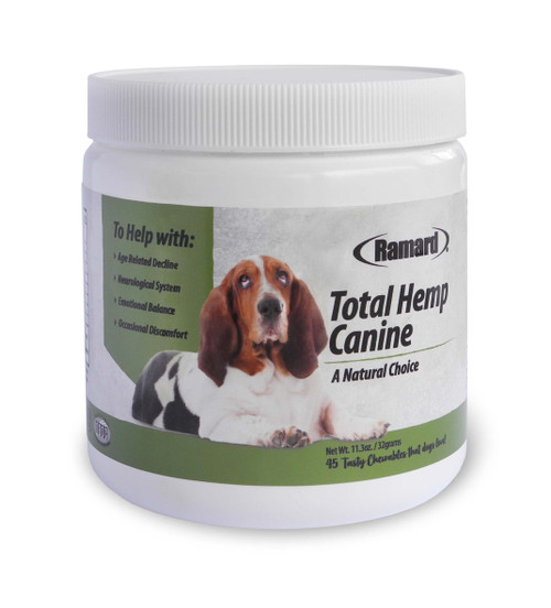 Total Hemp Canine