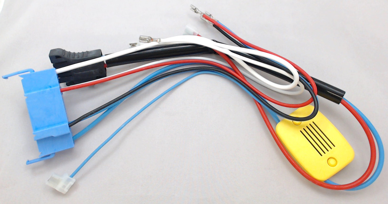 genuine oem peg-perego wire harness for gator-hlr, meie0500