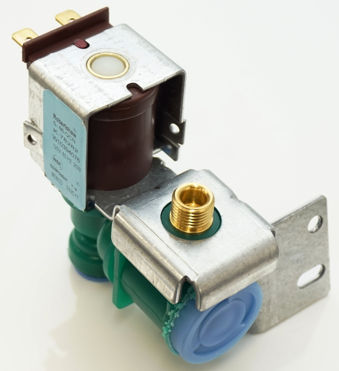 PS11754160 AP6020840 Refrigerator Water Valve for Whirlpool Sears W10394076