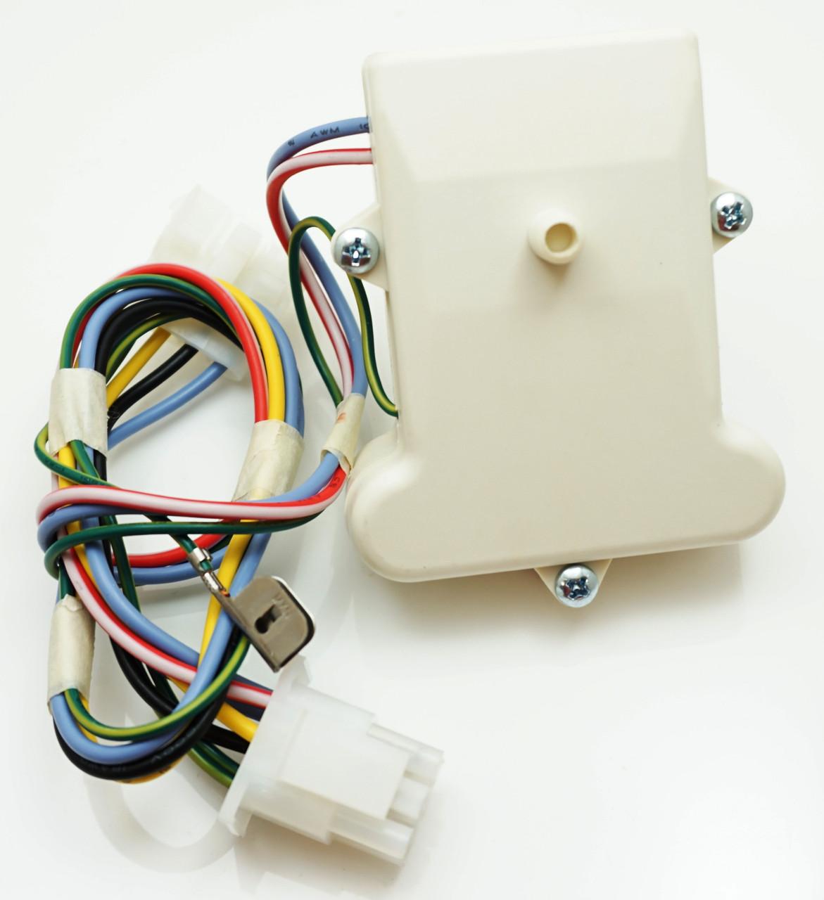 Major Appliances ER808602601 ERP Refrigerator Evaporator Fan Motor ...
