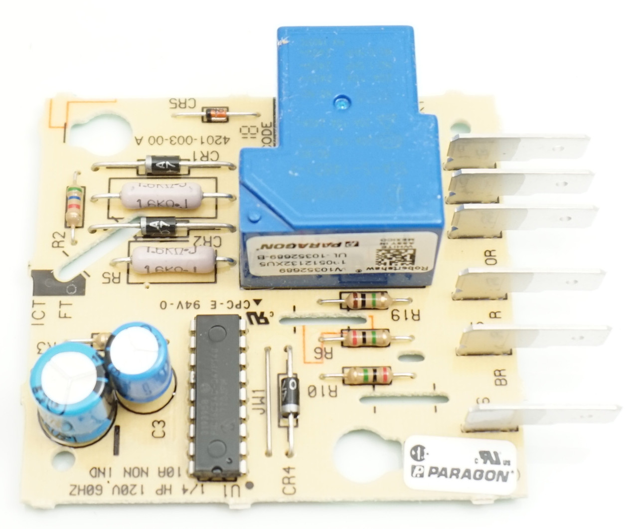 ERP Refrigerator Electronic Main Control Board for Whirlpool ERW10352689