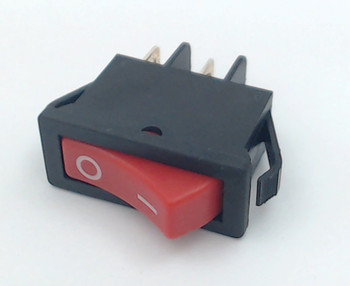 Bissell Power Switch for Rocker and Powerglide Vacuums, 2031035