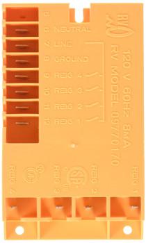 Universal Gas Range Spark Module, 120V, 60Hz, 0 + 4, AP5645870, 6540S0001