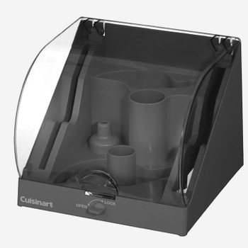 Cuisinart 13-Cup Elemental Food Processor Storage Case, FP-13SC