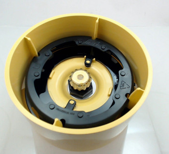 Blender Collar with blades, Yellow, for KitchenAid , AP4509834, W10279520