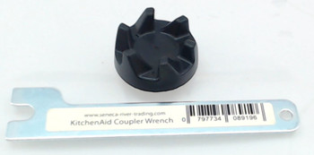 KitchenAid Blender Rubber Coupler Clutch, 9704230 & Removal Tool