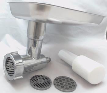 Jupiter Metal Food Grinder Attachment for KitchenAid Stand Mixers, 478100