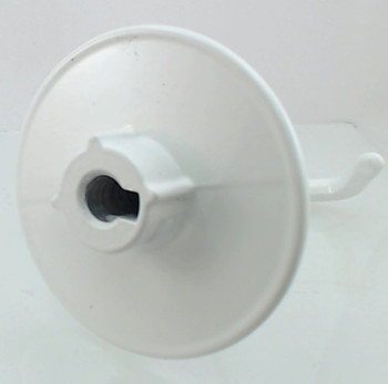 Stand Mixer Coated 4.5 QT Dough Hook for KA, K45DH, W10674618, WPW10674618