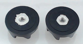 Blender Rubber Coupler Clutch, 2 Pk, for KitchenAid AP2930430, PS401661, 9704230