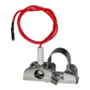 Ceramic Gas Grill Ignitor Electrode/Collector Box, for Ducane, 03758