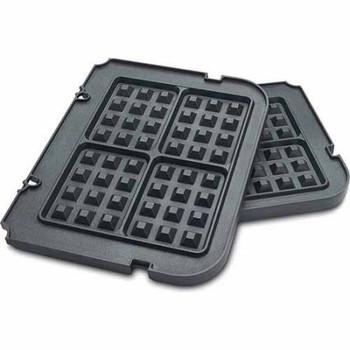 Cuisinart Griddler Waffle Plates, GR-WAFP