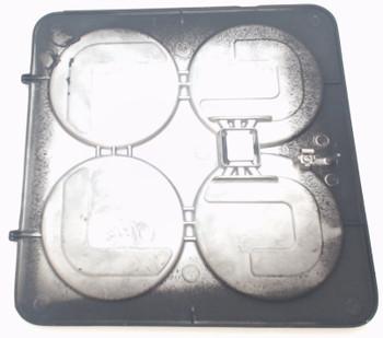 Cuisinart Belgian Waffle Maker Lower Pancake Plate, WAF-300LPP