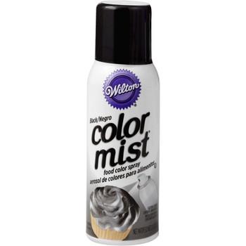 Wilton 1.5 Oz Black Color Mist Food Color Spray, 710-5506