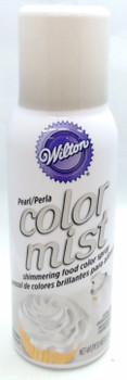 Wilton 1.5 Oz  Pearl Color Mist Shimmering Food Color Spray, 710-5522