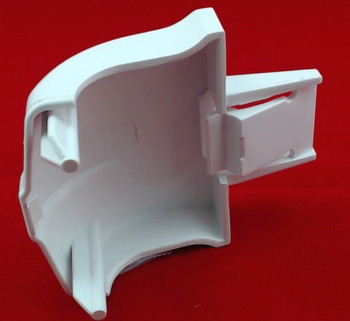 Door Bar End Cap for General Electric, Hotpoint, AP2060073, PS298977, WR2X8345