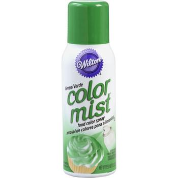 Wilton 1.5 Oz Green Color Mist Food Color Spray, 710-5503
