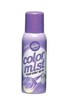 Wilton 1.5 Oz  Violet Color Mist Food Color Spray, 710-5504