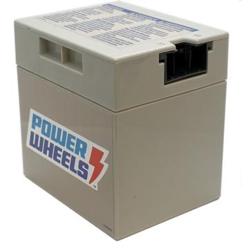 Power Wheels Gray Grey Battery 12 Volt 00801-0638