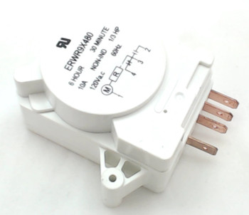Defrost Timer for General Electric, Hotpoint, WR9X330, WR9X480, ERWR9X480