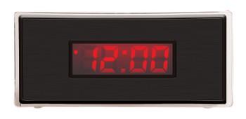 Sentry AM/FM Radio Clock with Mood Light, CR105