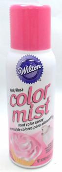 Wilton 1.5 Oz  Pink Color Mist Food Color Spray, 710-5505