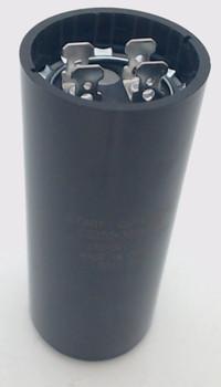 Start Capacitor, Round, 270-324 Mfd., 110 Volt, CS270-324X110