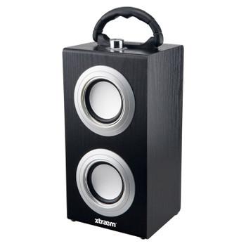 Sentry Xtraem Portable Amplified Stereo Speaker, SPBOX