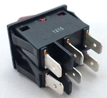 Genuine OEM Peg-Perego Forward / Reverse Switch, MEPU0003