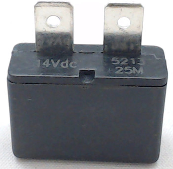 Genuine OEM Peg-Perego Thermal Protector, 25 Amp, 140° C, MEDI0006