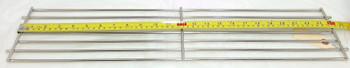 Chrome Steel Wire Warming Rack for Weber, 02345