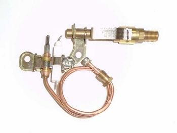 """Single Wire NG Pilot ODS Assembly, Thermocouple, 12"""", 103042-01"""