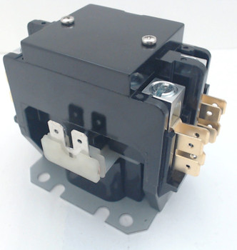 Packard Definite Purpose Contactor, 2 Pole, 40 Amps, 24 Coil Voltage, C240A