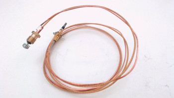 """2-Wire with Clip Metric Threads ODS Thermocouple, 33"""", 110186-01"""