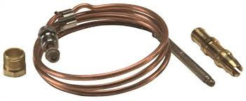 """Robertshaw 30"""" Universal Snap Fit Thermocouple, 1980-030"""