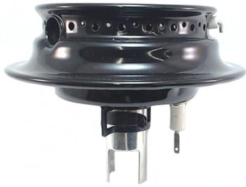 Burner Assembly, Black, for Maytag Magic Chef, AP4415505, PS2356990, 3412D024-09