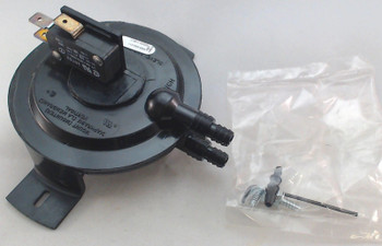 "Air Pressure Sensing Switch Kit, 0.25"" - 1.0"" WC, 2374-495, RSS495011"