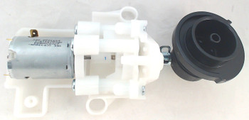 Bissell Pro Heat Deep Pump and Receiver Assembly, 1600114