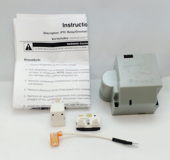 Overload Relay Kit for Maytag, Admiral, AP4009659, PS2004057, 12002782