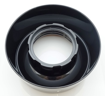 Cuisinart Black Blender Collar, SPB-7CH-LR