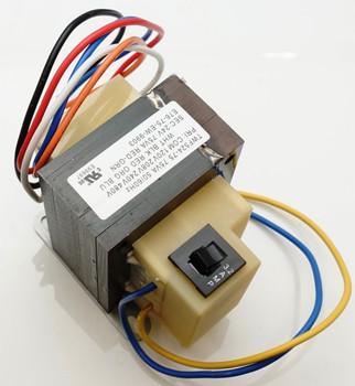 Foot Mount Transformer, 120/208/240/480V, 75VA Rating, TWF524-75