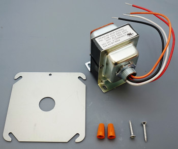 Foot/Plate Mount Transformer, 120/208/240V, 40VA Volt Rating, TPF424-40