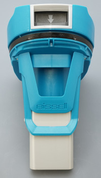 Bissell Disco Teal Dirty Tank Cover Assembly for Crosswave Wet Dry Vac, 1609653