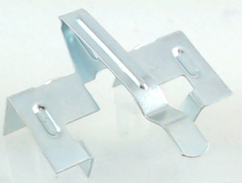 2 Pk, Dryer Door Switch Bracket Lever for Whirlpool, AP3130517, PS383733, 691581