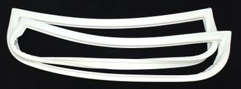 2 Pk, Freezer Door Gasket for Frigidaire, AP4316083, PS2331943, 241872501