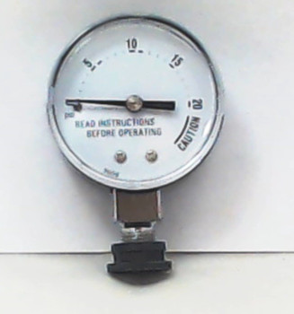 2 Pk, Presto Pressure Cooker Steam Gauge, 85729