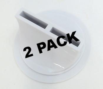 2 Pk, Presto Dual-Strip Nozzle For Presto Jerky Gun, 37796