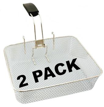 2 Pk, Presto Jumbo ProFry™ Basket for use with Dual Basket ProFry™ models, 09992